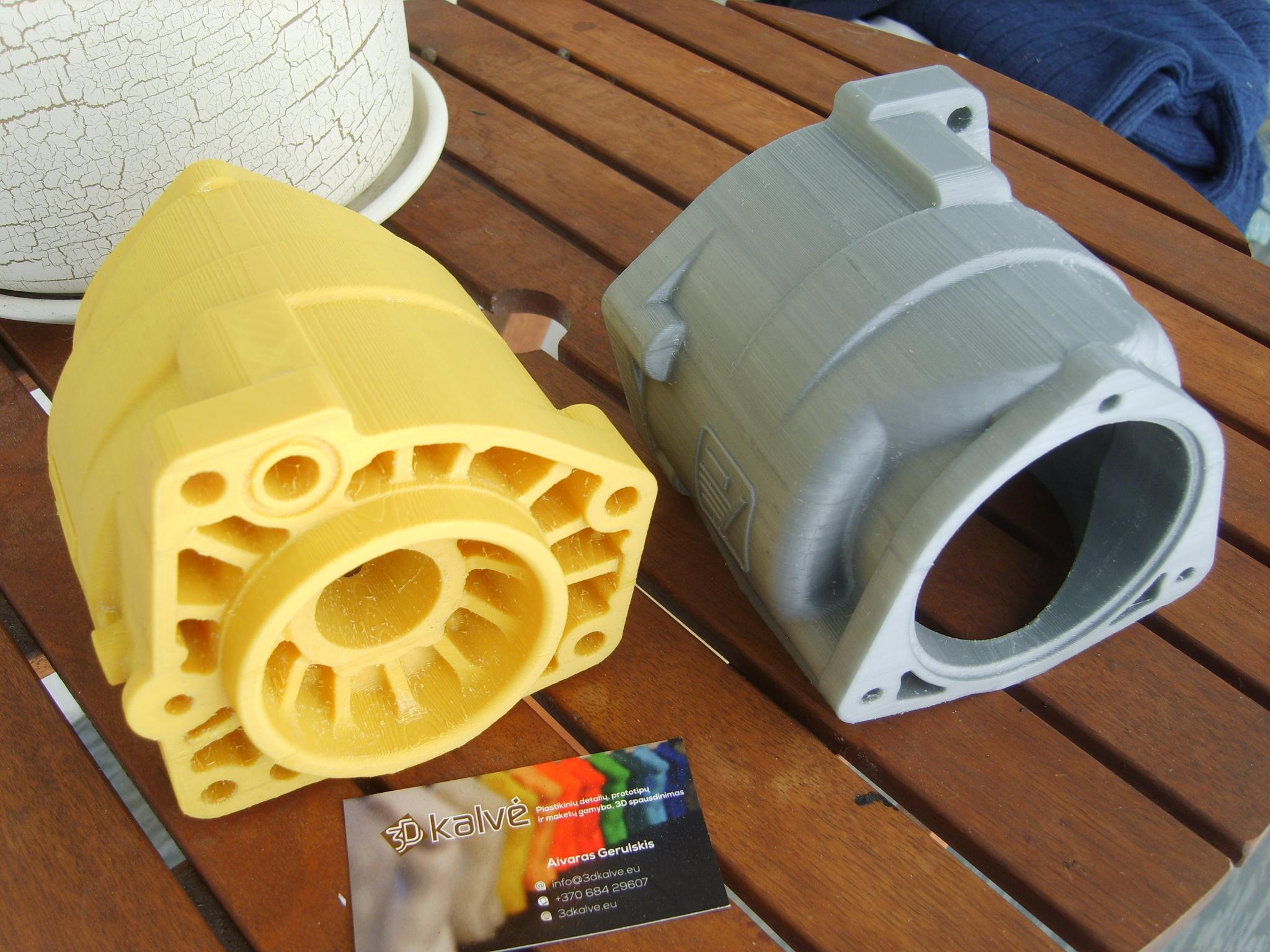 3D kalvė