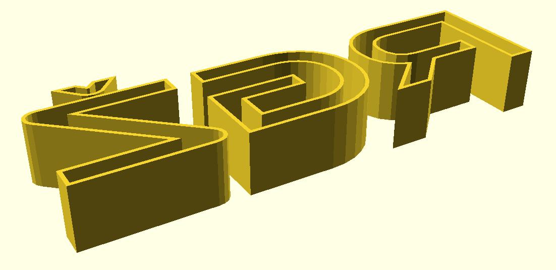 tuščiavidurės raidės